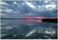Freezeout Lake Sunset_Copyright MacNeil Lyons Images