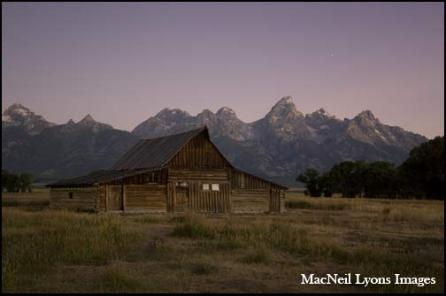 Moulton Barn - Copyright MacNeil Lyons Images